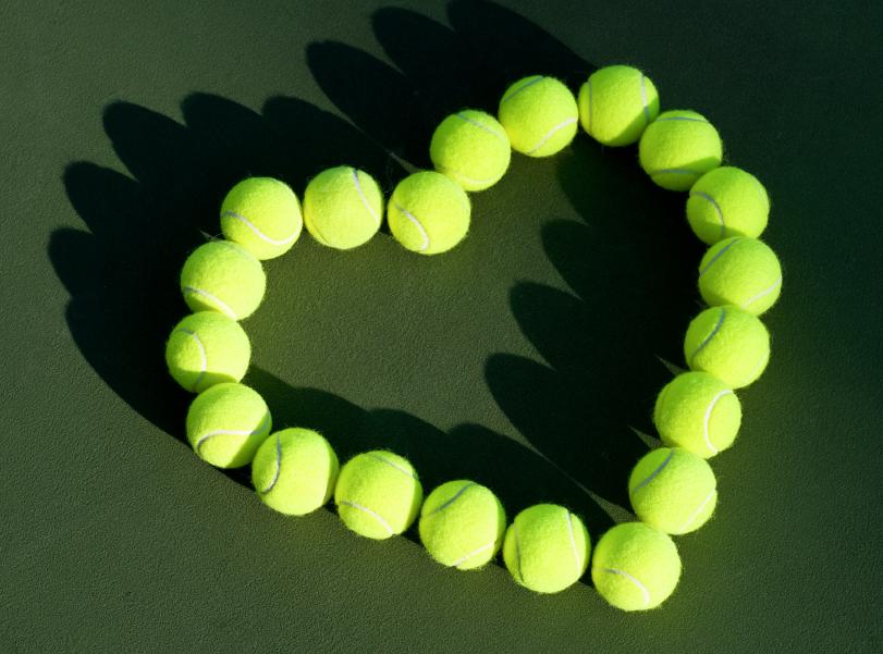 Теннисный магазин
